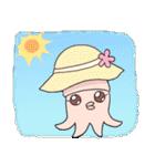 大王いか君 SUMMER!(個別スタンプ:10)