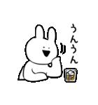 すこぶるウサギ2(個別スタンプ:06)