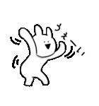 すこぶるウサギ2(個別スタンプ:09)
