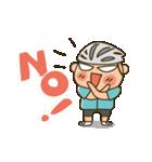 ここでパンクかよー(涙)(個別スタンプ:02)