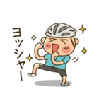 ここでパンクかよー(涙)(個別スタンプ:09)