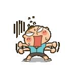 ここでパンクかよー(涙)(個別スタンプ:10)