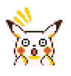 ポケモンゲームドット サウンド付き!(個別スタンプ:09)
