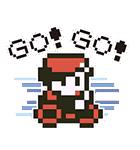 ポケモンゲームドット サウンド付き!(個別スタンプ:23)