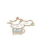 シナモロール アニメ♪(個別スタンプ:24)
