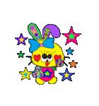 Rienbow★動く!!カラフルスタンプ(個別スタンプ:03)