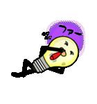 電球のヒカル君(個別スタンプ:18)