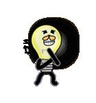 電球のヒカル君(個別スタンプ:27)