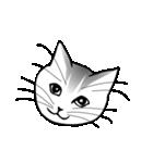 猫じゃ!(個別スタンプ:03)