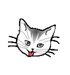 猫じゃ!(個別スタンプ:05)