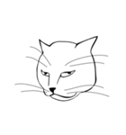 猫じゃ!(個別スタンプ:26)