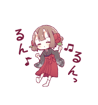 小鬼の少女スタンプ(個別スタンプ:19)