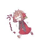 小鬼の少女スタンプ(個別スタンプ:30)