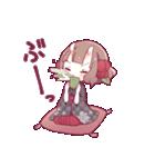 小鬼の少女スタンプ(個別スタンプ:35)