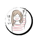 マユミさん*(個別スタンプ:05)