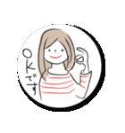 マユミさん*(個別スタンプ:11)