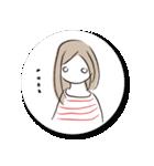 マユミさん*(個別スタンプ:40)