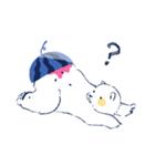 南北極地動物園~夏の装い~(個別スタンプ:08)