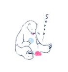 南北極地動物園~夏の装い~(個別スタンプ:12)