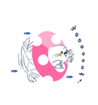南北極地動物園~夏の装い~(個別スタンプ:15)