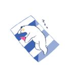 南北極地動物園~夏の装い~(個別スタンプ:17)