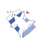 南北極地動物園~夏の装い~(個別スタンプ:18)