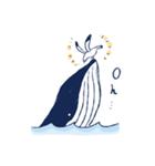南北極地動物園~夏の装い~(個別スタンプ:19)