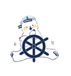 南北極地動物園~夏の装い~(個別スタンプ:23)