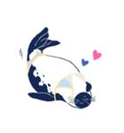 南北極地動物園~夏の装い~(個別スタンプ:24)