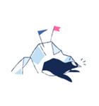 南北極地動物園~夏の装い~(個別スタンプ:27)