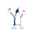 南北極地動物園~夏の装い~(個別スタンプ:28)