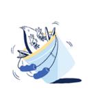 南北極地動物園~夏の装い~(個別スタンプ:29)