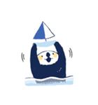 南北極地動物園~夏の装い~(個別スタンプ:36)