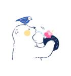 南北極地動物園~夏の装い~(個別スタンプ:37)