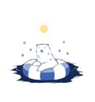 南北極地動物園~夏の装い~(個別スタンプ:38)