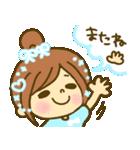 お絵かきガールズスタンプ6~夏ver.~(個別スタンプ:26)