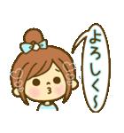 お絵かきガールズスタンプ6~夏ver.~(個別スタンプ:28)