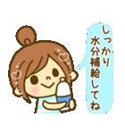 お絵かきガールズスタンプ6~夏ver.~(個別スタンプ:29)