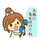 お絵かきガールズスタンプ6~夏ver.~(個別スタンプ:30)