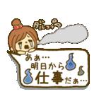 お絵かきガールズスタンプ6~夏ver.~(個別スタンプ:38)