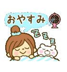 お絵かきガールズスタンプ6~夏ver.~(個別スタンプ:40)