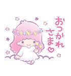 キキ&ララ ゆめかわアニメ☆(個別スタンプ:04)