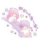 キキ&ララ ゆめかわアニメ☆(個別スタンプ:10)