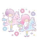 キキ&ララ ゆめかわアニメ☆(個別スタンプ:19)