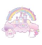 キキ&ララ ゆめかわアニメ☆(個別スタンプ:24)
