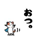 さかにゃあ(個別スタンプ:3)