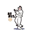ヒップホップダンスのスタンプ(日本2)(個別スタンプ:10)