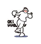 ヒップホップダンスのスタンプ(日本2)(個別スタンプ:12)