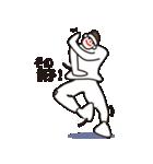 ヒップホップダンスのスタンプ(日本2)(個別スタンプ:15)