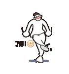 ヒップホップダンスのスタンプ(日本2)(個別スタンプ:21)